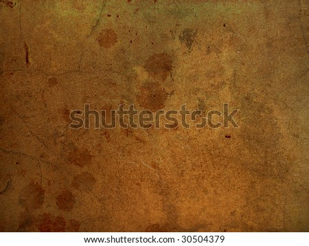 Messy grunge background - stock photo