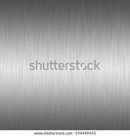 Metal background (texture of  aluminum sheet) - stock photo