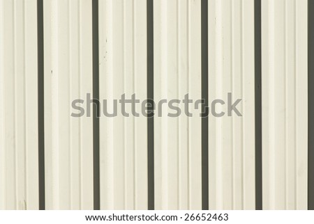 metal blind texture - stock photo