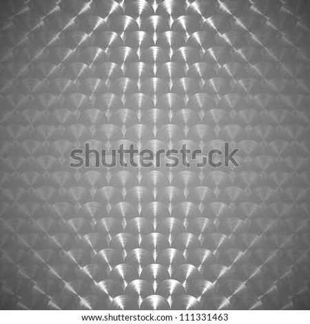 Metal Brushed Texture. High Resolution Texture Pattern. - stock photo
