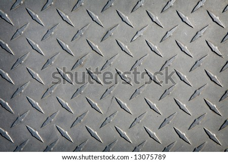 Metal Pattern for Background - stock photo