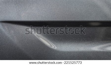 Metal surface abstract background. Selective focus. - stock photo