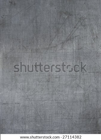 Metal texture #1 - stock photo