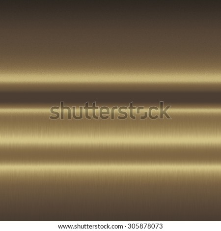 metal texture background brass plate  - stock photo
