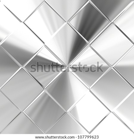 metal texture for background - stock photo