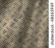 metal texture, high resolution pattern - stock photo