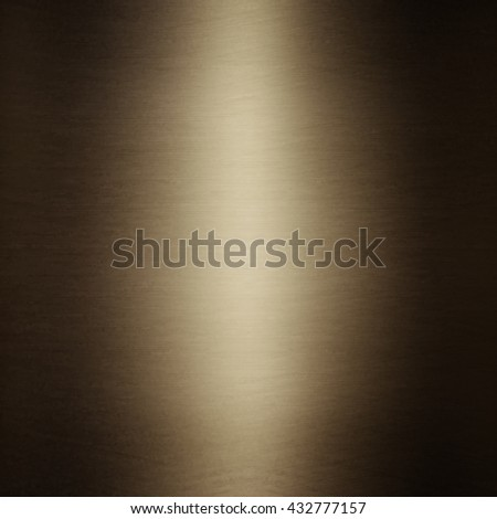 Metal texture. Polished metal background. Brown metal plate. Iron metal texture. - stock photo