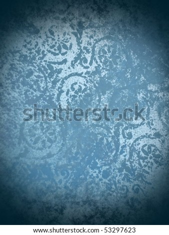 metallic decorative abstract. More of this  motif & more backgrounds in my port. - stock photo