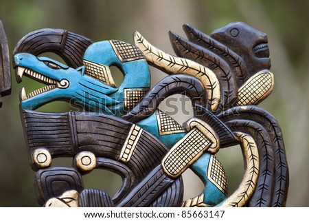 Mexican Crafts - stock photo