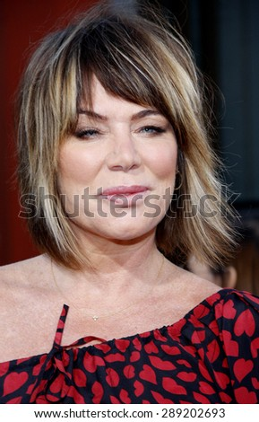 Mia Michaels at the Los Angeles premiere of 'Step Up Revolution' held at the Grauman's Chinese Theatre in Hollywood on July 17, 2012.  - stock photo