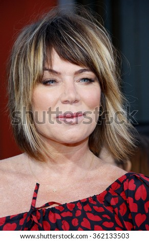 """Mia Michaels at the Los Angeles premiere of """"Step Up Revolution"""" held at the Grauman's Chinese Theatre in Los Angeles, California, United States on July 17, 2012.  - stock photo"""