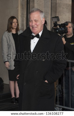 Michael Barrymore arriving for the Asian Awards 2013, Grosvenor House Hotel, Park Lane, London. 16/04/2013 Picture by: Simon Burchell - stock photo