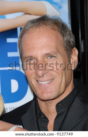 """Michael Bolton at the premiere of """"Over Her Dead Body"""" held at the ArcLight Cinema in Hollywood, Los Angeles - 29 January 2008.  Credit: Entertainment Press - stock photo"""