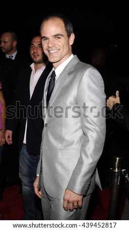 "Michael Kelly at the Los Angeles Premiere of ""Changeling"" held at the Academy of Motion Picture Arts and Sciences in Beverly Hills, USA on October 23, 2008. - stock photo"