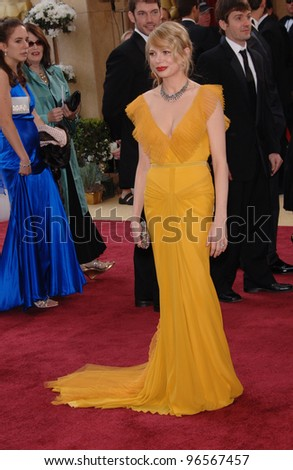 MICHELLE WILLIAMS at the 78th Annual Academy Awards at the Kodak Theatre in Hollywood. March 5, 2006  Los Angeles, CA  2006 Paul Smith / Featureflash - stock photo
