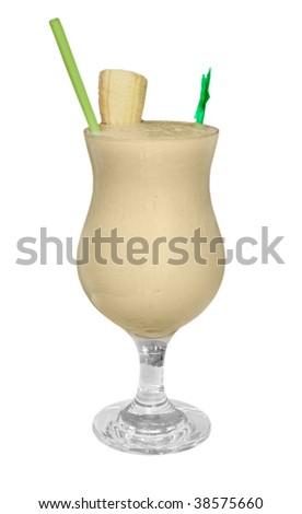Milk Cocktail - stock photo