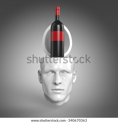 Mind - stock photo