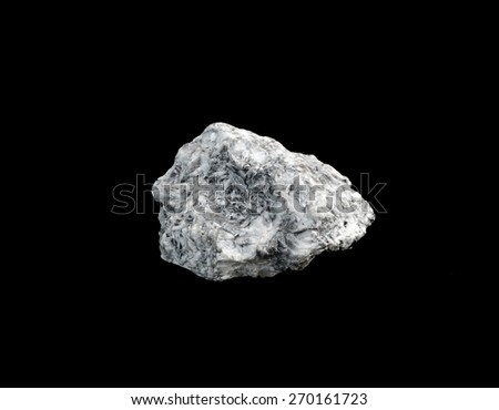 mineral Magnesite - stock photo
