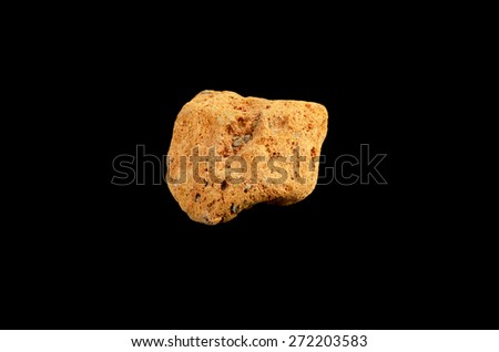 mineral Tuff - stock photo