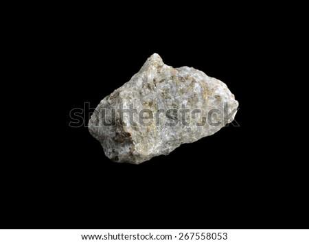 minerals apatite - stock photo