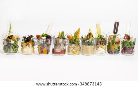 Canape stock photos images pictures shutterstock for Canape aperitif