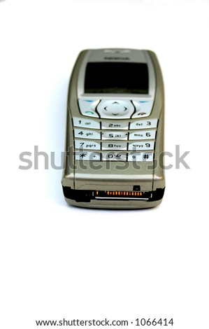 mobile phone #5 - stock photo