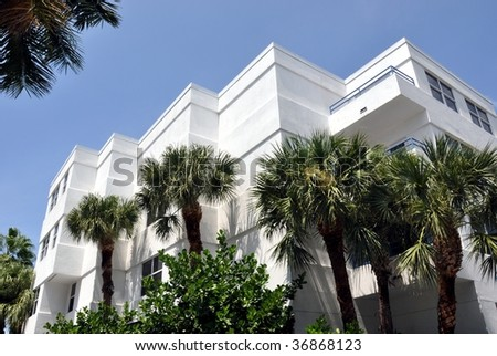 Modern Architecture - stock photo