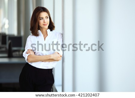 stock-photo-modern-business-woman-in-the