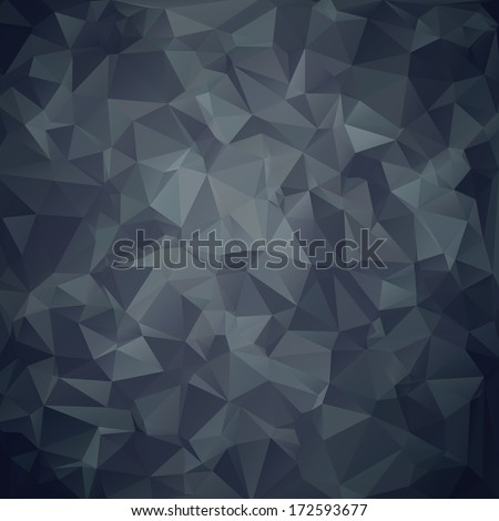 "Modern military camouflage background (navy,marines, ""blueberries"") made of geometric shapes - stock photo"