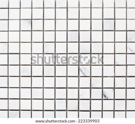 Modern Stone tile background - stock photo
