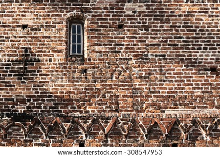 Monastery in Rehna, Germany - stock photo
