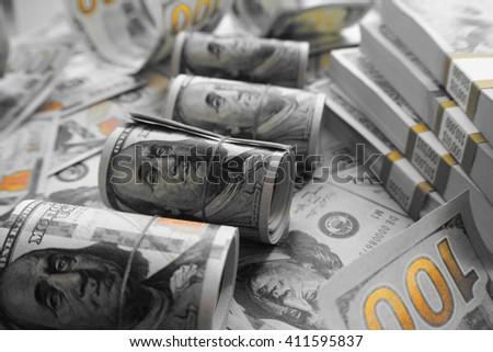 Money Icon Stock Photo - stock photo