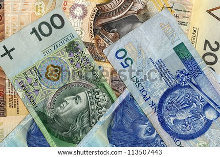 Money - wealth, power and strength. - stock photo