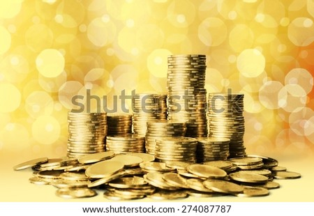 Moneyed, money, bank. - stock photo
