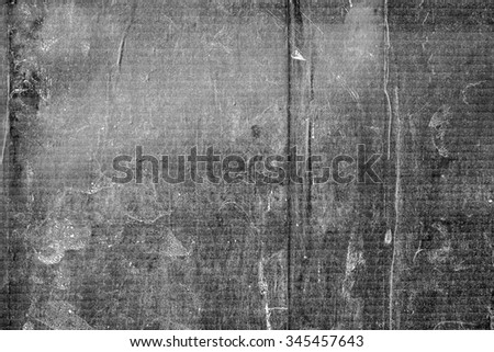 Monochromatic digital print texture on poster paper, inkjet printing technology background. - stock photo