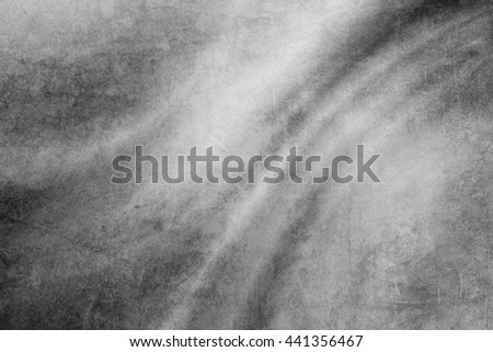 monochrome abstract background with gradient color and grunge texture - stock photo