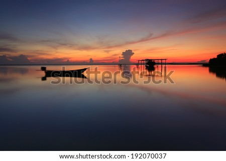 Morning View  - stock photo