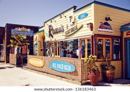 Surf Shack Surf School Surf Shack Restaurant