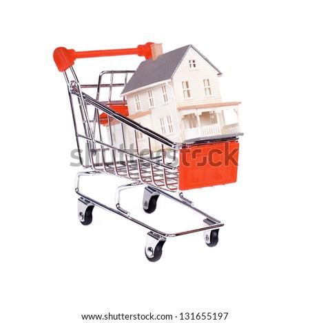 Mortgage concept - stock photo