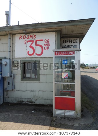 Cheap motel stock photos images pictures shutterstock - Cheap interior detailing near me ...
