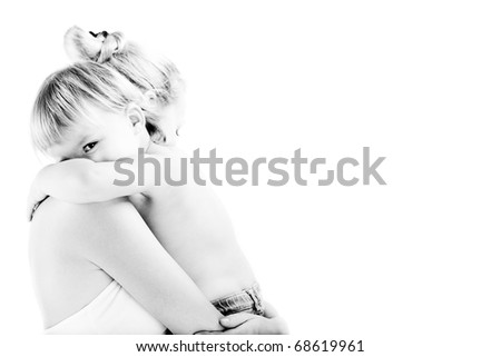 Mother's Love - stock photo