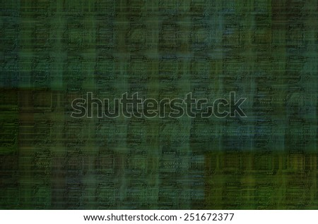 motherboard - abstract technology background - stock photo