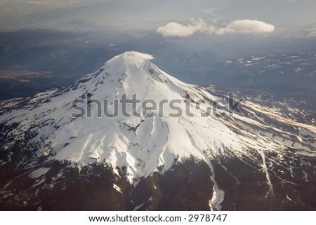 Mount Hood Oregon - stock photo