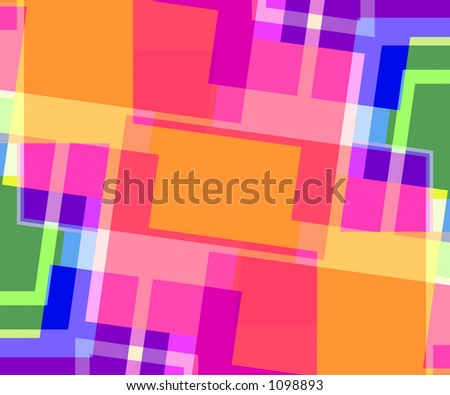 Multi-colored Abstract Original Background - stock photo