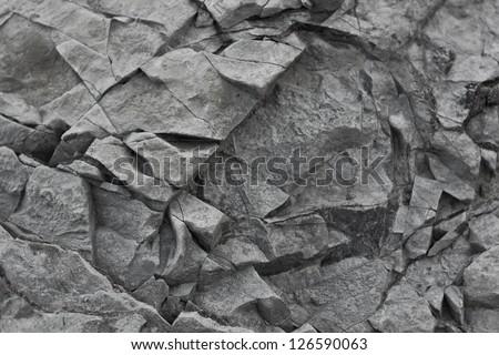 Multi colored background of Crimea stone - stock photo