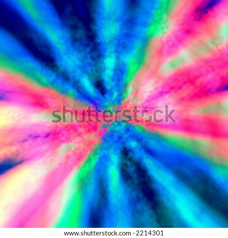 Multicolor abstract background - stock photo