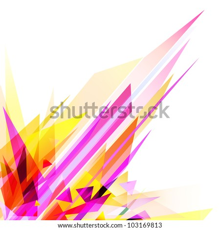 multicolor graphic pattern,Abstract background - stock photo