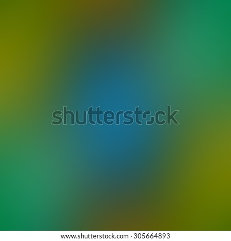 Multicolor green, blue, purple blur abstraction. Blurred background, pattern, wallpaper, smooth gradient texture color. Raster abstract design for your business. Square format. - stock photo