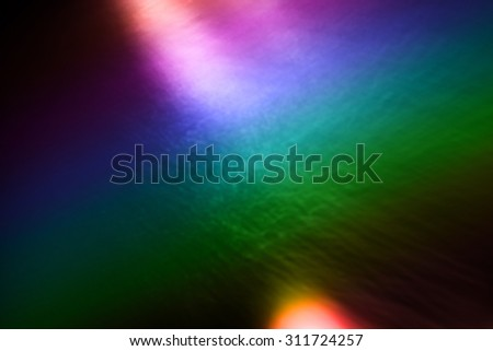 Multicolored abstract dark blurred background, smooth gradient texture color, shiny bright website pattern, banner header or sidebar graphic art image - stock photo