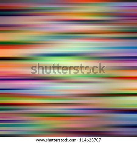 Multicolored rainbow colors stripes abstract background. - stock photo